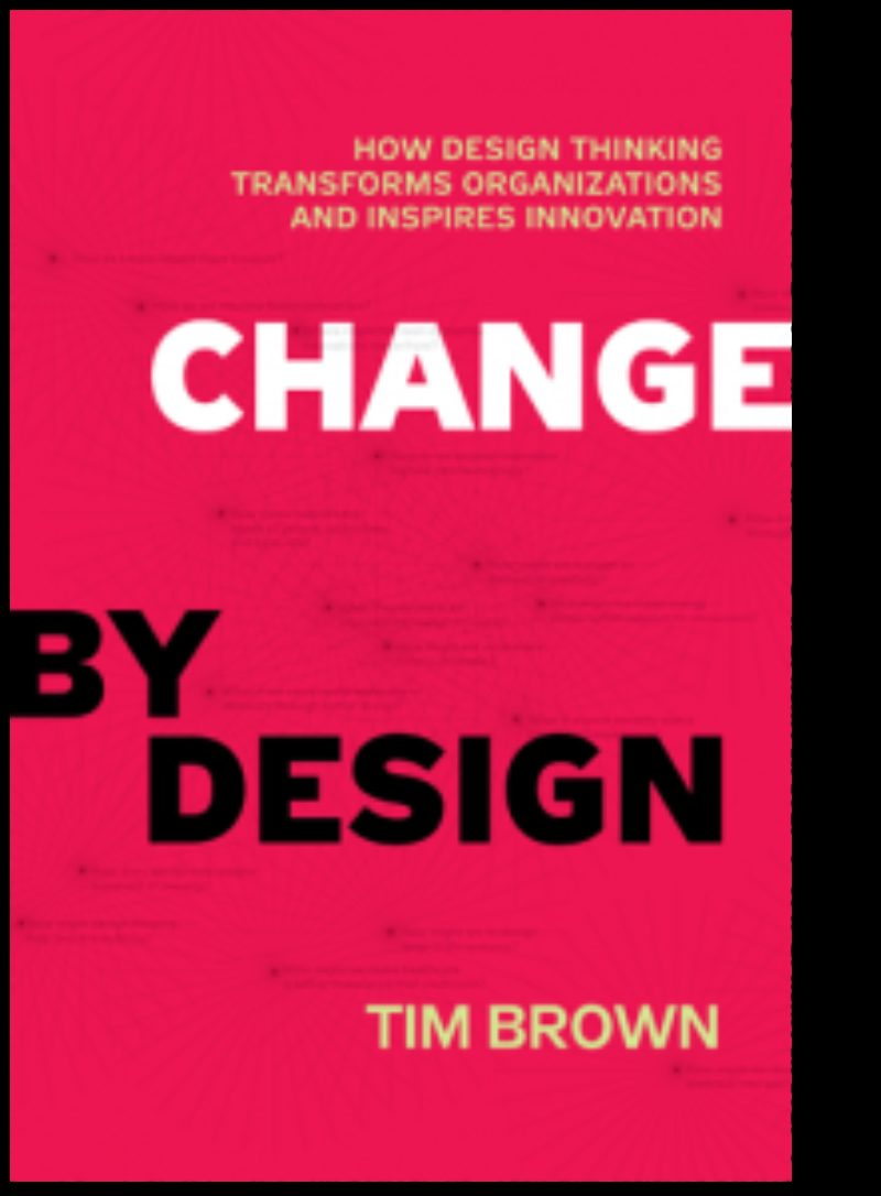 Change By Design Ideo Design Thinking